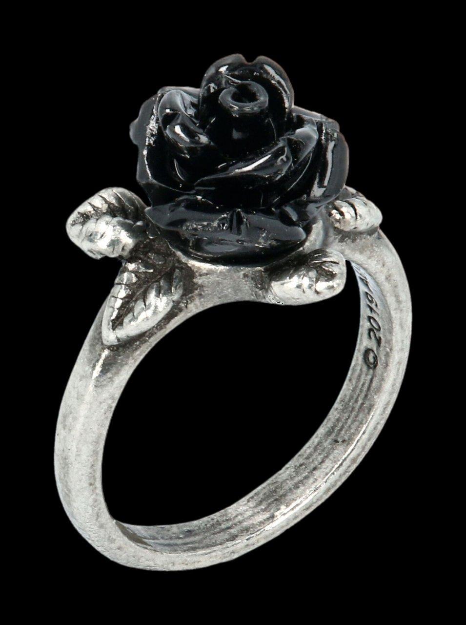 Alchemy Rose Ring - Token of Love