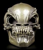 Dämonen Totenkopf