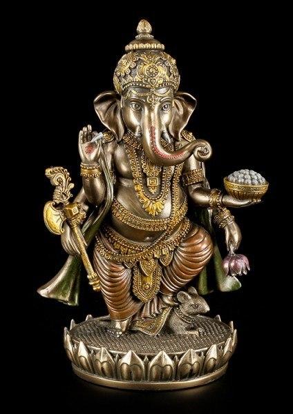 Buddha Figur - Ganesha stehend