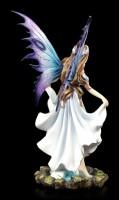 Elfen Figur - Natalia tanzt im Wasser