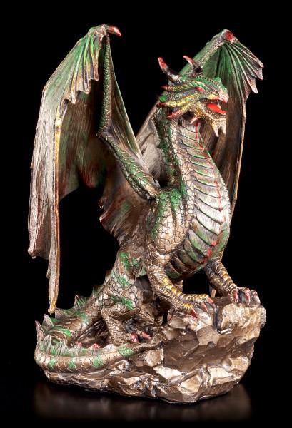 Dragon Figurine - Viridis the Green