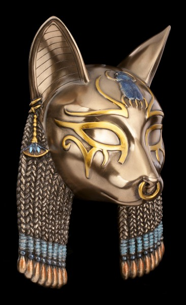 Bastet Mask - Egyptian Goddess of Fertility