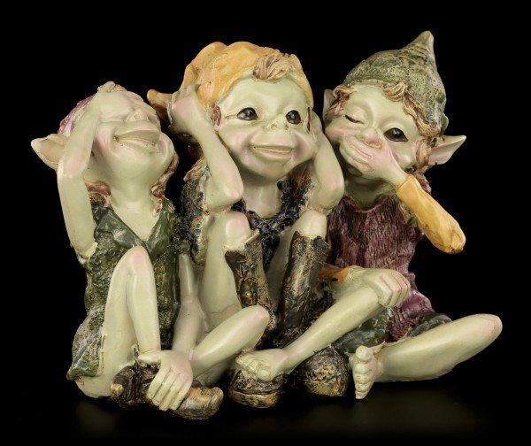 Pixie Figuren - Nichts Böses...