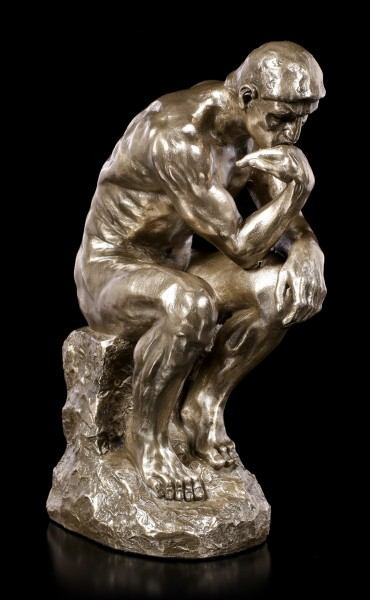 Thinker Statue by Auguste Rodin