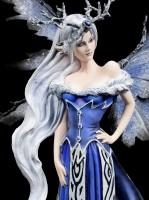 Elfen Figur - Winter Queen Elaine