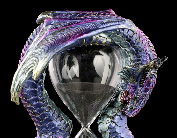 Dragon Hourglass - Dragons Countdown