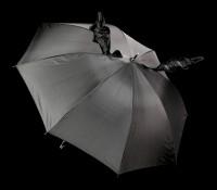 Fledermaus Regenschirm