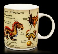 Tasse Bergdrache - Golden Mountain Dragon