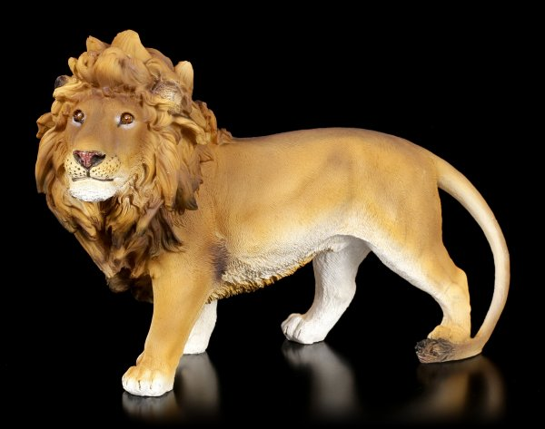 Lion Figurine - King of the Beasts