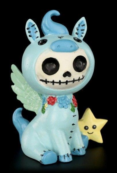 Furry Bones Figurine - Pegs