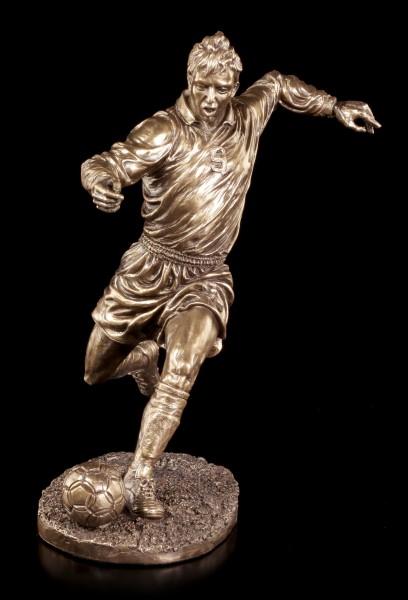 Fußballspieler Figur - Nummer 9