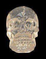 Skulls - Set of 3 in Black White Red