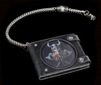 3D Wallet with Chain - The Viking