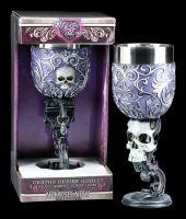 Goblet Set - Skulls Deaths Desire