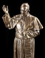 Papst Franziskus Figur
