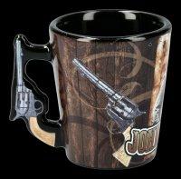 John Wayne Espresso Tasse - The Duke