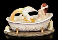 Meerjungfrau Figur - Bathtime by Selina Fenech