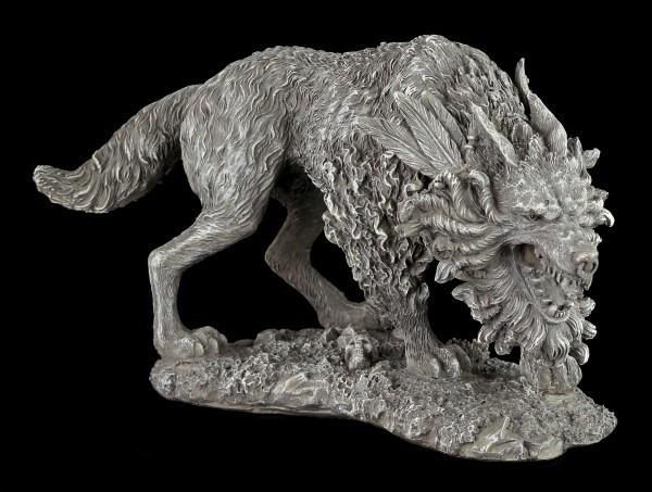 Fenriswolf Figur