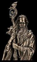 Große Merlin Figur