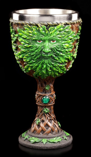 Goblet Greenman - Heart of Forest