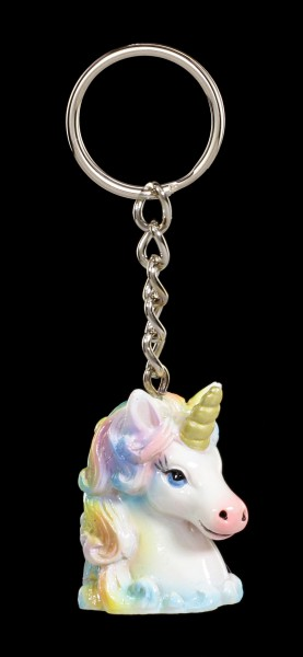 Unicorn Keyring - Wild Keyrings