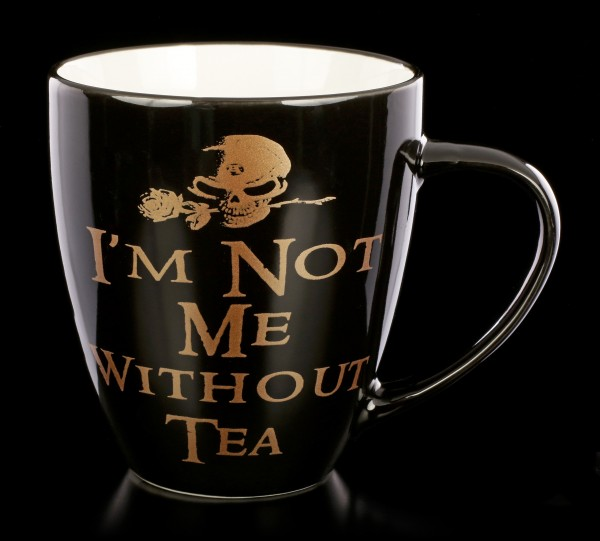 Alchemy Gothic Tasse - I'm Not Me Without Tea