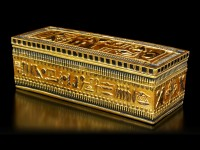 Long Box - Egyptian Hieroglyphics