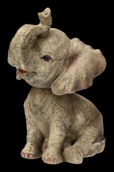 Bobble Head Figurine - Elephant Bob-ar