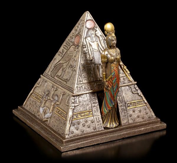Ägyptische Pyramiden Schatulle