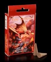 Incense Cones Dragon's Blood - Fire Dragon