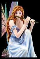 Elfen Figur - Rina spielt Flöte