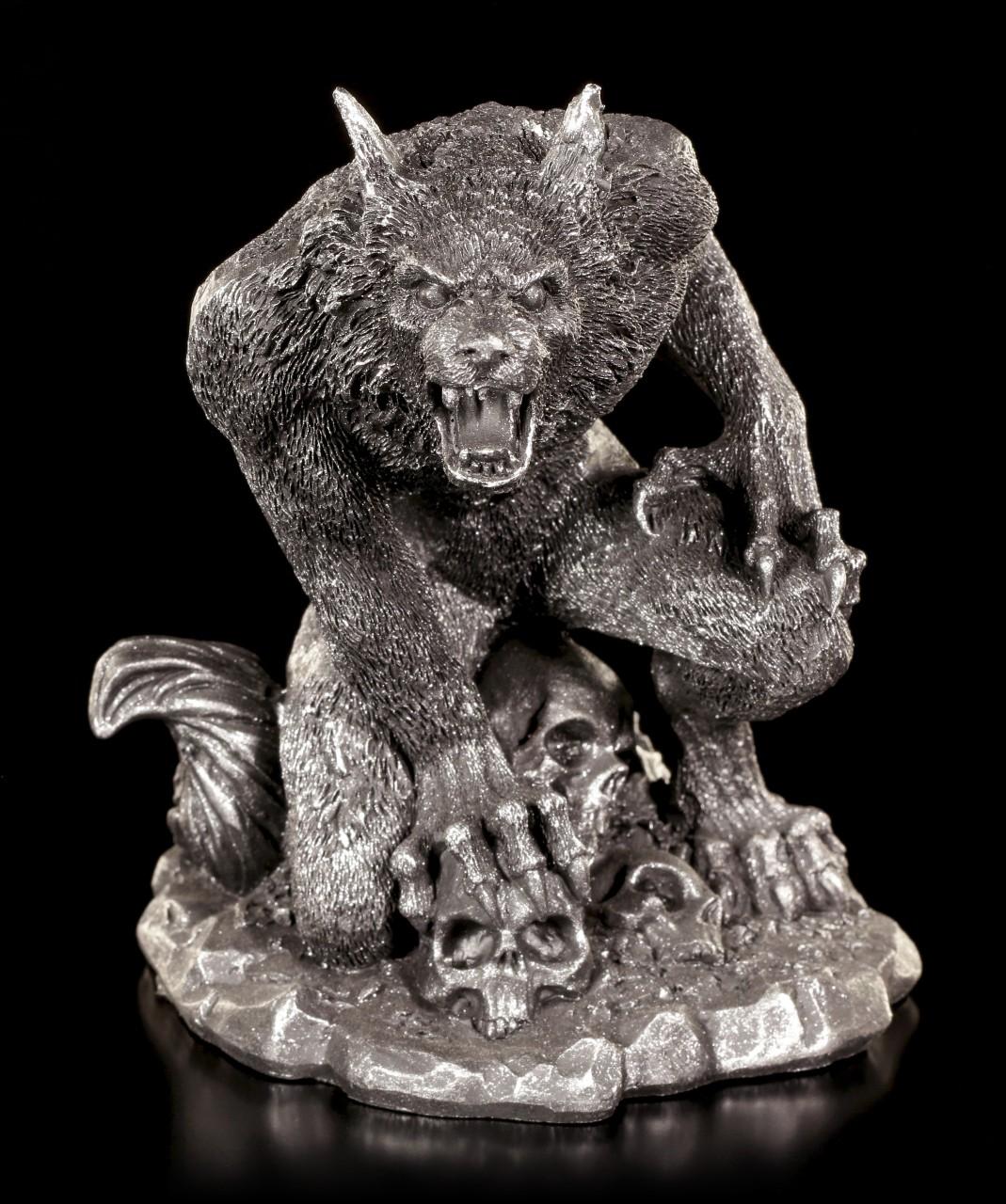 Howling Werewolf Figurine - Werewolf Lair