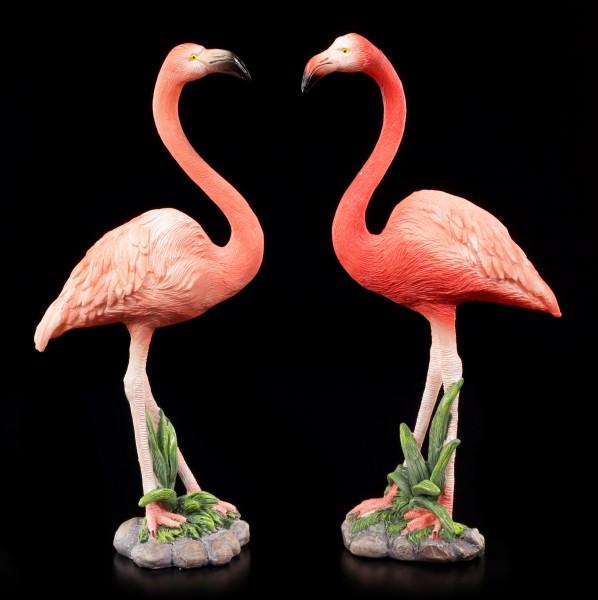 Flamingo Figur - 2er Set