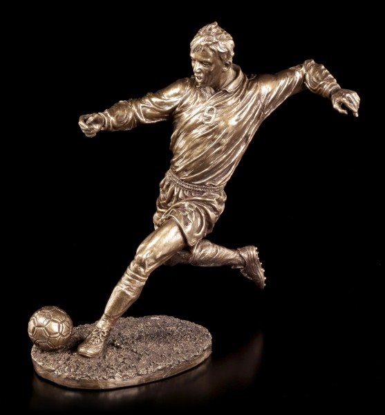 Soccer Player Figurine - Number 9