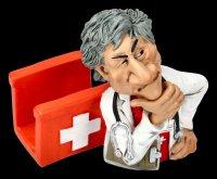 Funny Job Notizhalter - Arzt