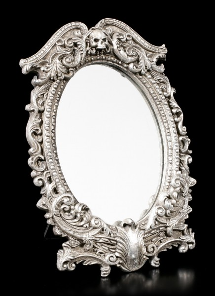 Alchemy Table Mirror - Masque of the Rose