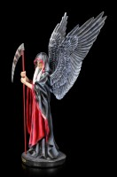 Dark Angel Figurine - Azriel with Scythe