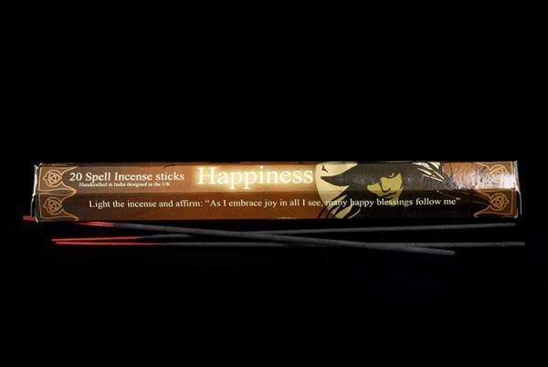 Incense Sticks Spells - Happiness