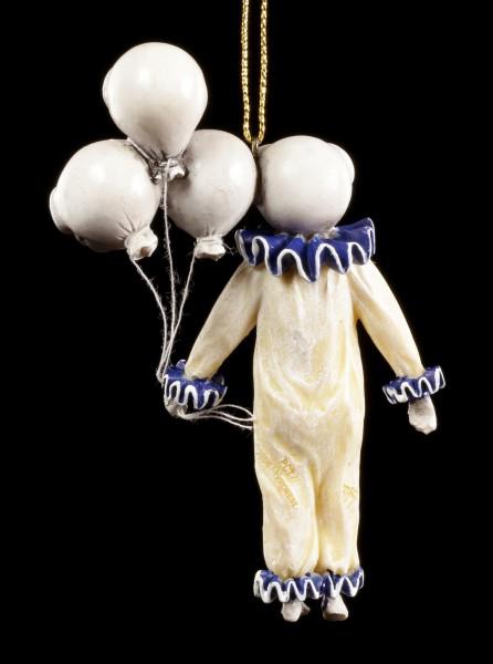 Skelett Figur - Clown Skelly