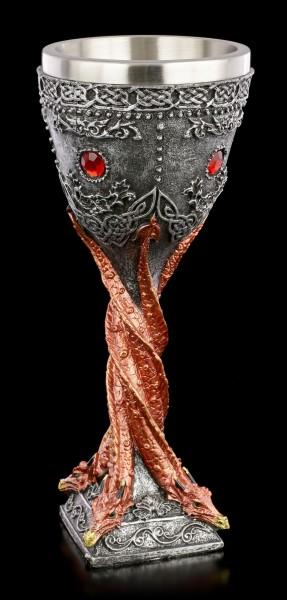 Drachen Kelch - Dragons Weave