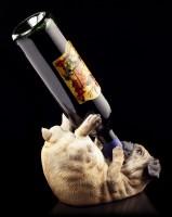 Bottle Holder - Guzzler Pug