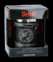 Slipknot Shut Cup - Flaming Goat