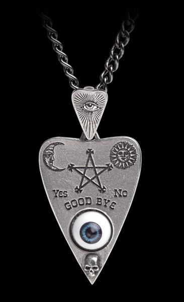 Alchemy Gothic Halskette - Planchette