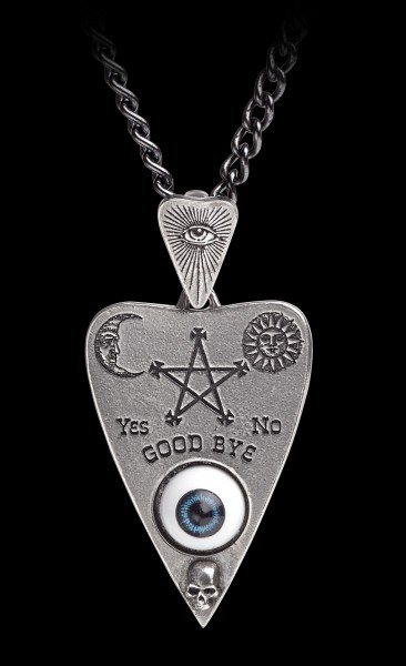 Alchemy Gothic Necklace - Planchette