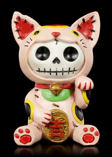 Furry Bones Figur - Katze Maneki Neko