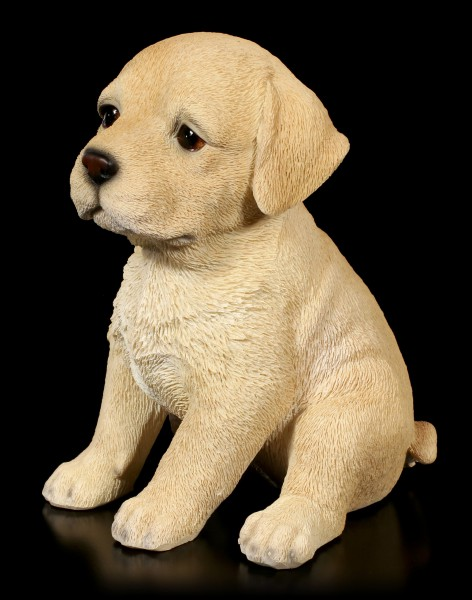 Dog Puppy Figurine - Labrador