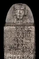 Egyptian Statuette Replica - II