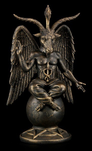 Baphomet Figurine - Antiquity