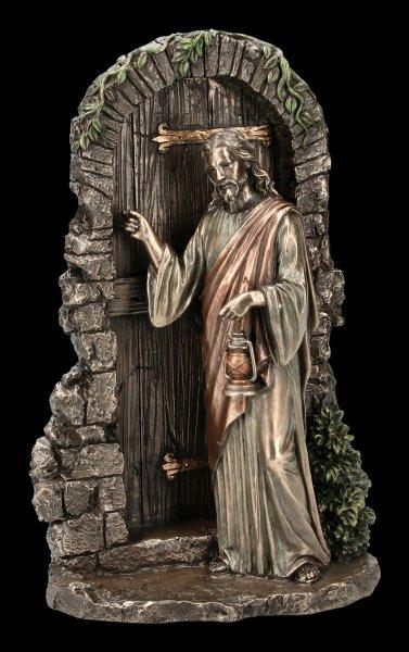 Buchstütze - Jesus Figur