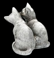 Pair Of Cats - Anique Silver